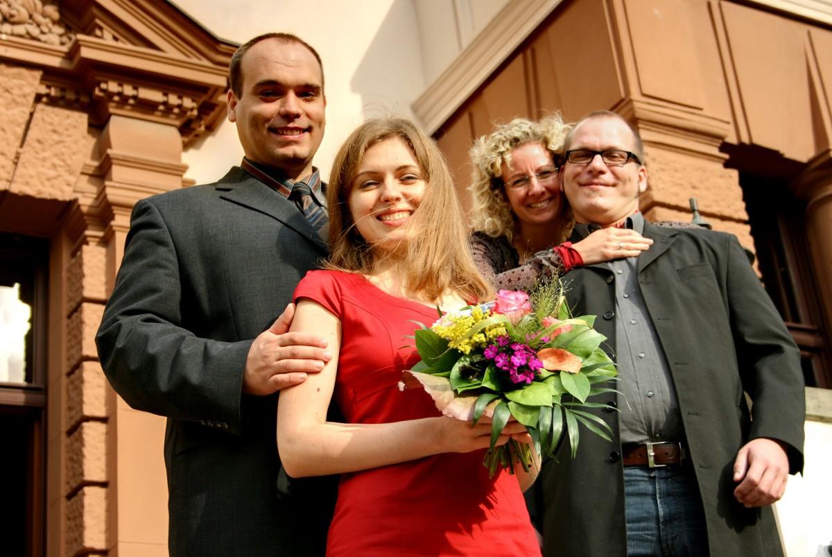 Hochzeit Manfred & Viktoria