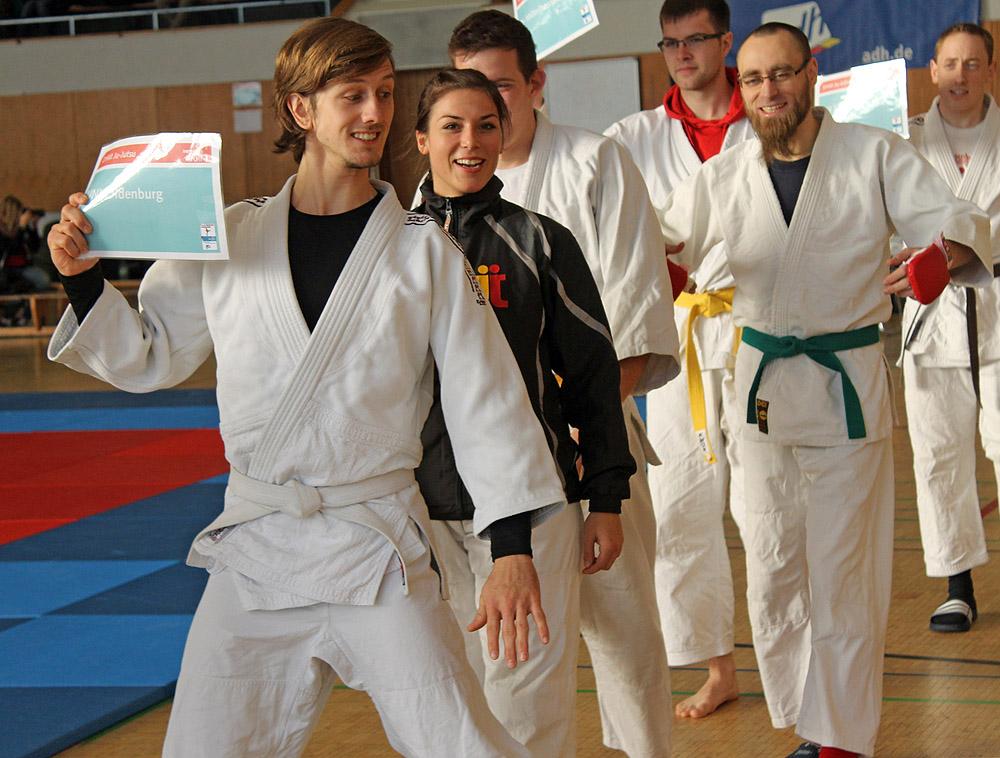 1. Deutsche Hochschulmeisterschaften Ju-Jitsu, Aachen 2013