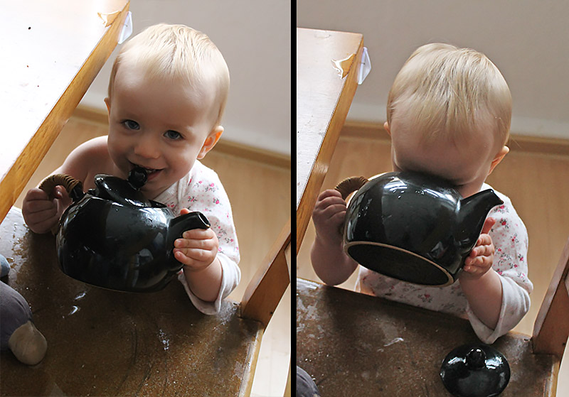 teatime for toddlers