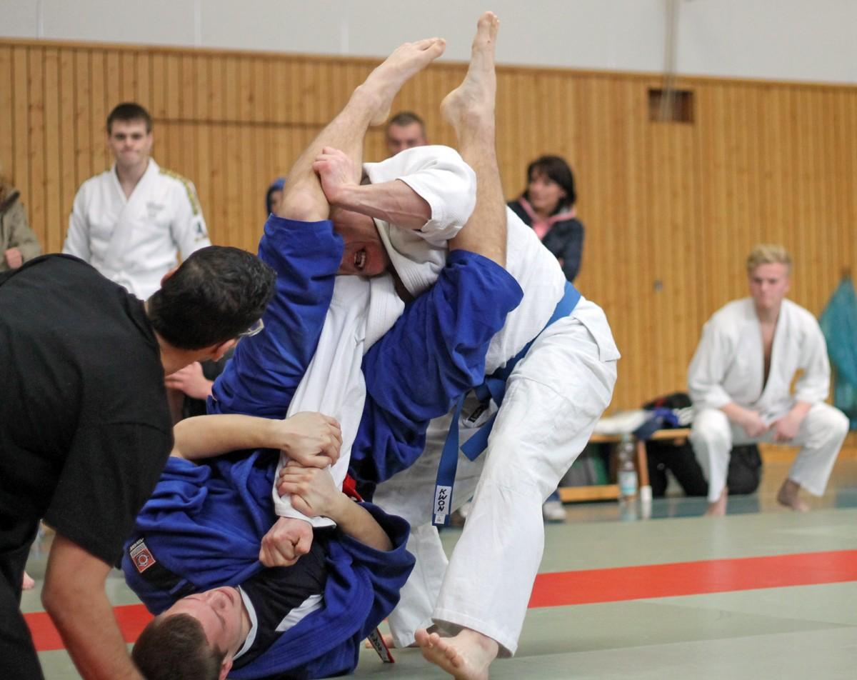1. Magdeburger Newaza/BJJ Meisterschaft