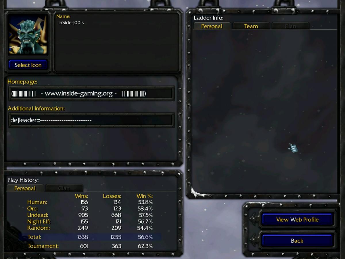 Warcraft 3 stats battle.net-USEast