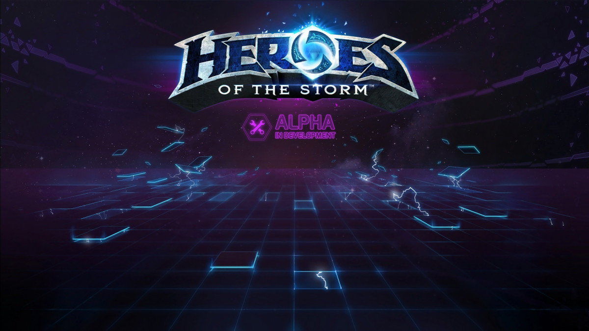Heroes of the Storm Alpha invite