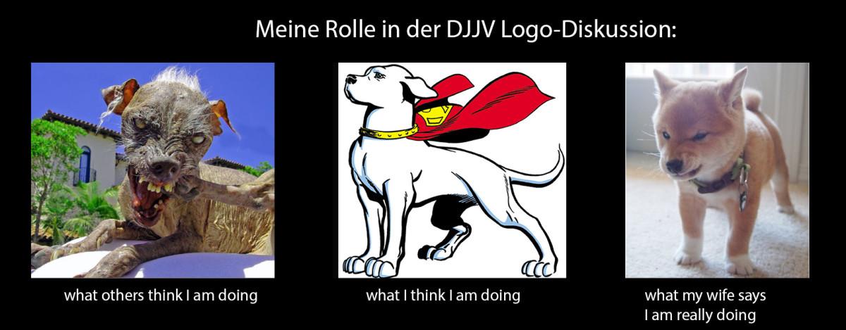 Ein vorerst letzter Beitrag zur DJJV-Logo Diskussion